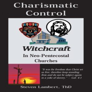 Charismatic Control Audiobook on Audible, written and narrated by Steven Lambert